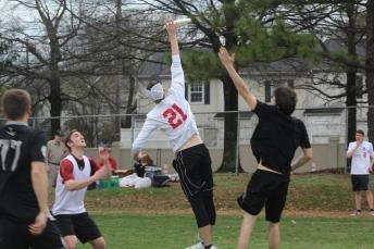 Ultimate Frisbee 20